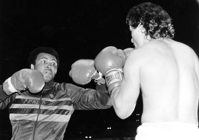 Мохаммед Али vs Дейв Семенко, 12 июня 1983 года, Эдмонтон, Канада