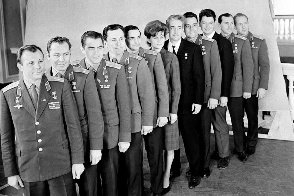Одиннадцать первых космонавтов, 1967 год, СССР