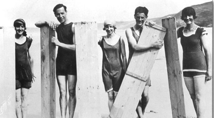 Серферы, 1922 год