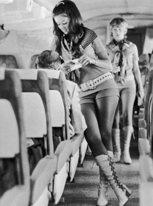 Стюардессы, 1968 год, США