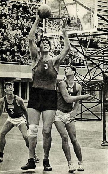 Увайс Ахтаев (Вася Чечен), 1950–е