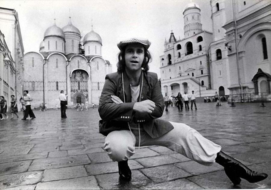 Элтон Джон, Москва, 1979 г.
