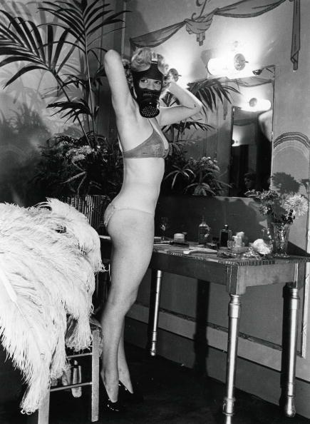 Showgirl, 1940