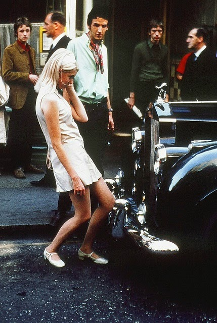 Swinging London, Carnaby Street, 1968