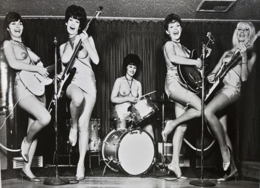 The Ladybirds, вторая половина 1960–х годов, США