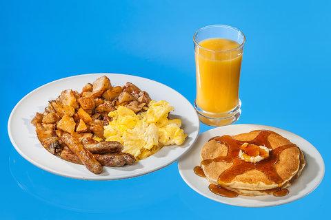 2000 ккал в виде завтрака