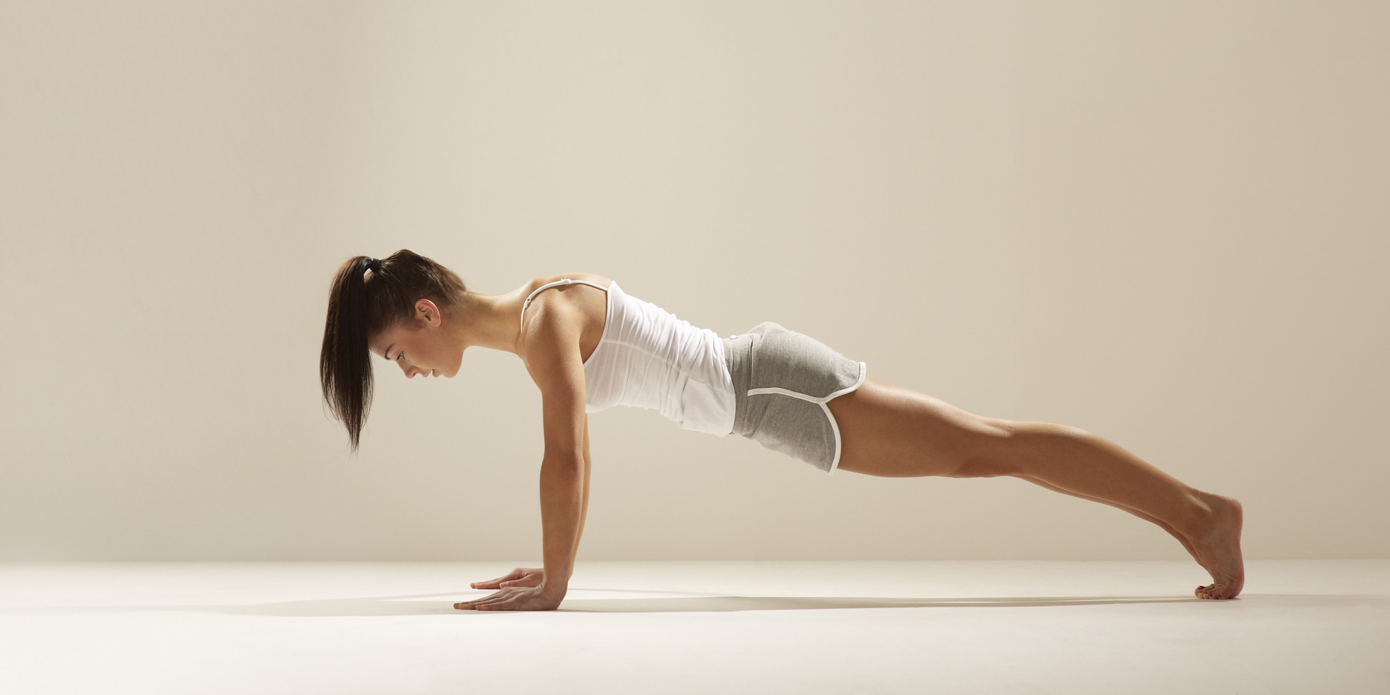 Push-Up-Woman