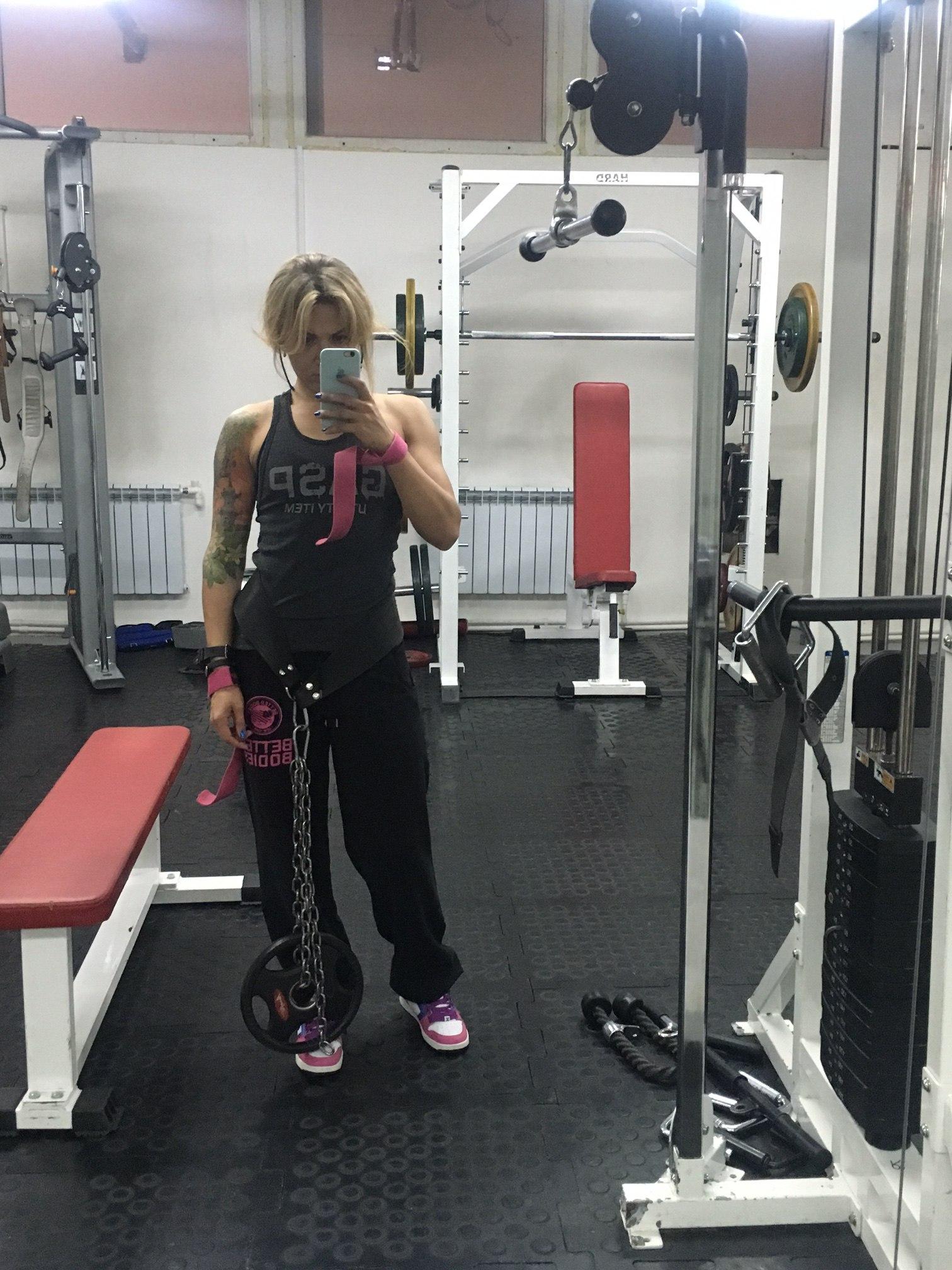 b3e4f4ff6090 Девушка ЗОЖ  Мария Куба – Зожник — как похудеть, накачать пресс, чем ...
