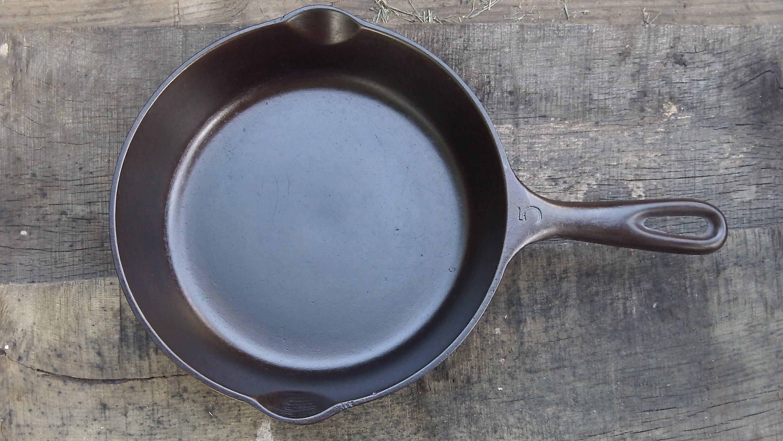 Чугунная сковорода вред3