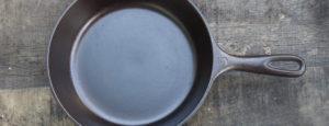 Чугунная сковорода вред4