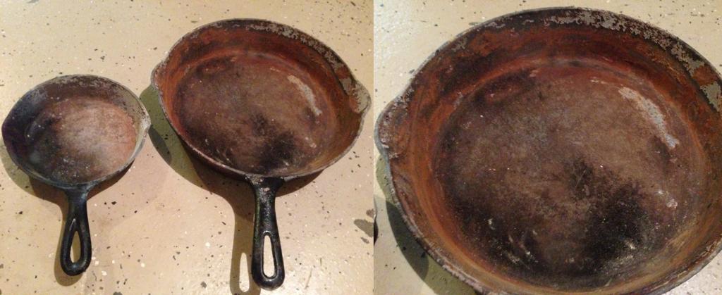 Чугунная сковорода вред5