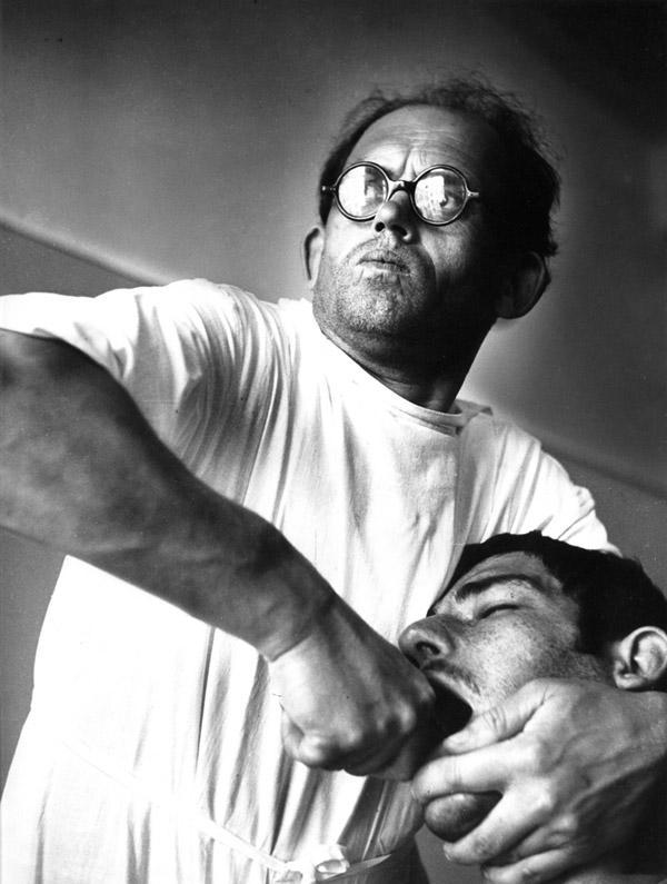 Виктор Бутра, «Вдохновение дантиста», конец 1960–х
