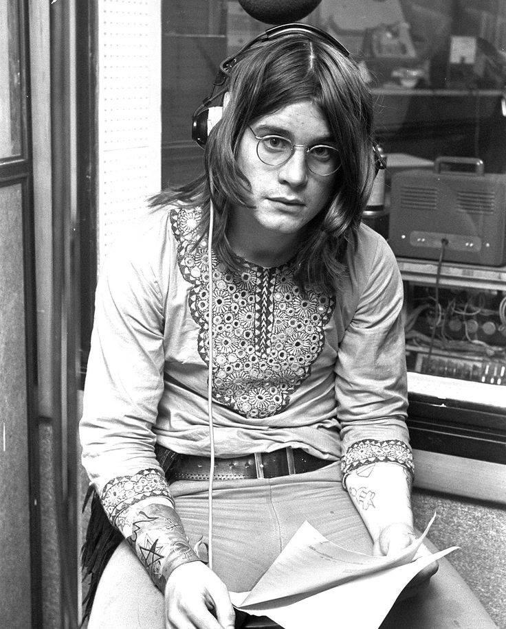 Оззи Осборн образца 1970 года
