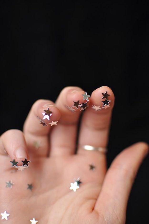 glitter stars zozhnik