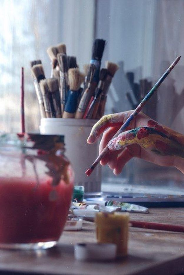 paint hand zozhnik