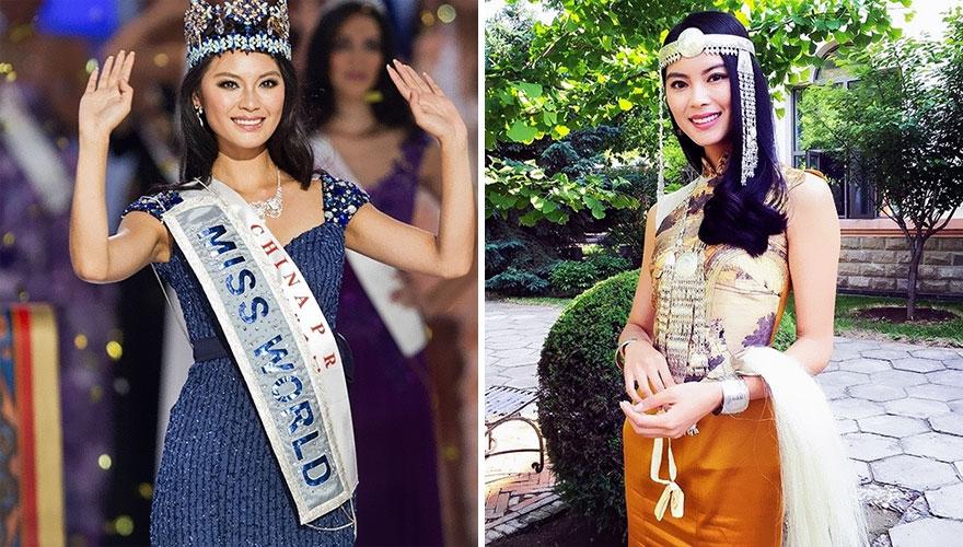 #13 Yu Wenxia (China), Miss World 2012