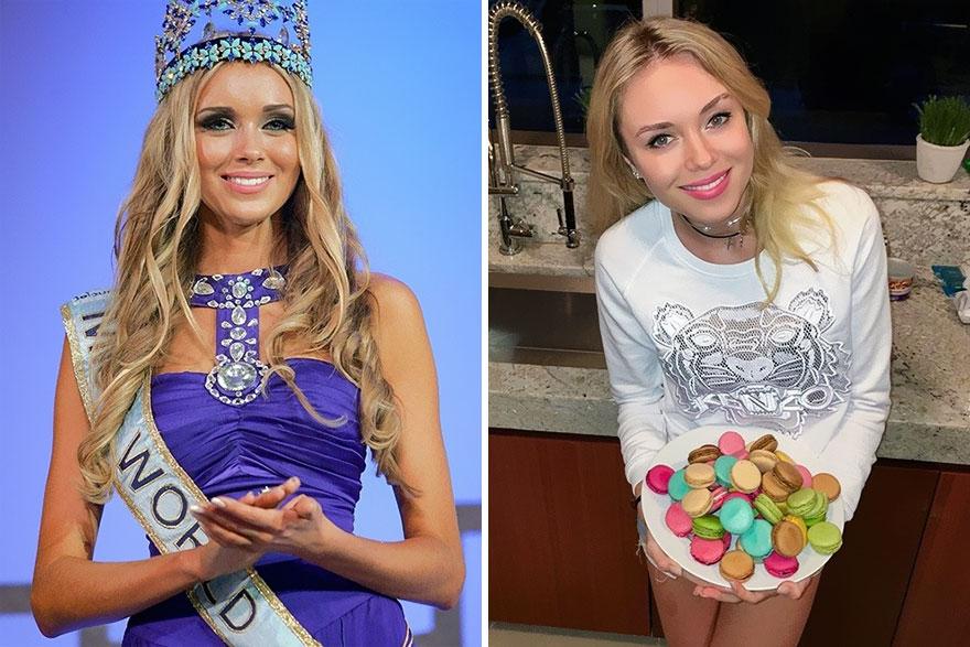 #17 Ksenia Sukhinova (Russia), Miss World 2008
