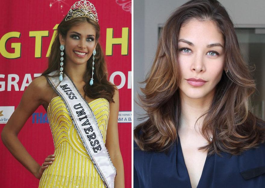 #3 Dayana Mendoza (Venezuela), Miss Universe 2008