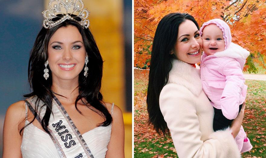 #9 Natalie Glebova (Canada), Miss Universe 2005