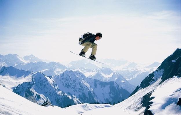 snowboard-snow-man-gora