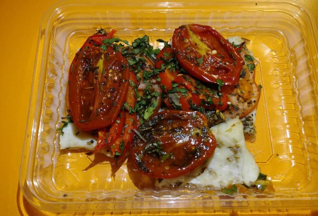 FoodBalance_Запеченая белая рыба с травами