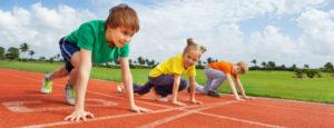kids love sport