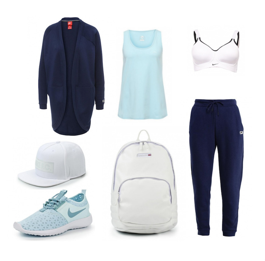 Женская спортивная одежда, обувь и аксессуары, которые вы можете купить  прямо сейчас 19a66ef022e