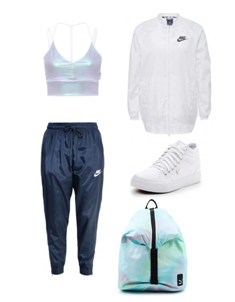Женская спортивная одежда, обувь и аксессуары, которые вы можете купить  прямо сейчас 380752a7866