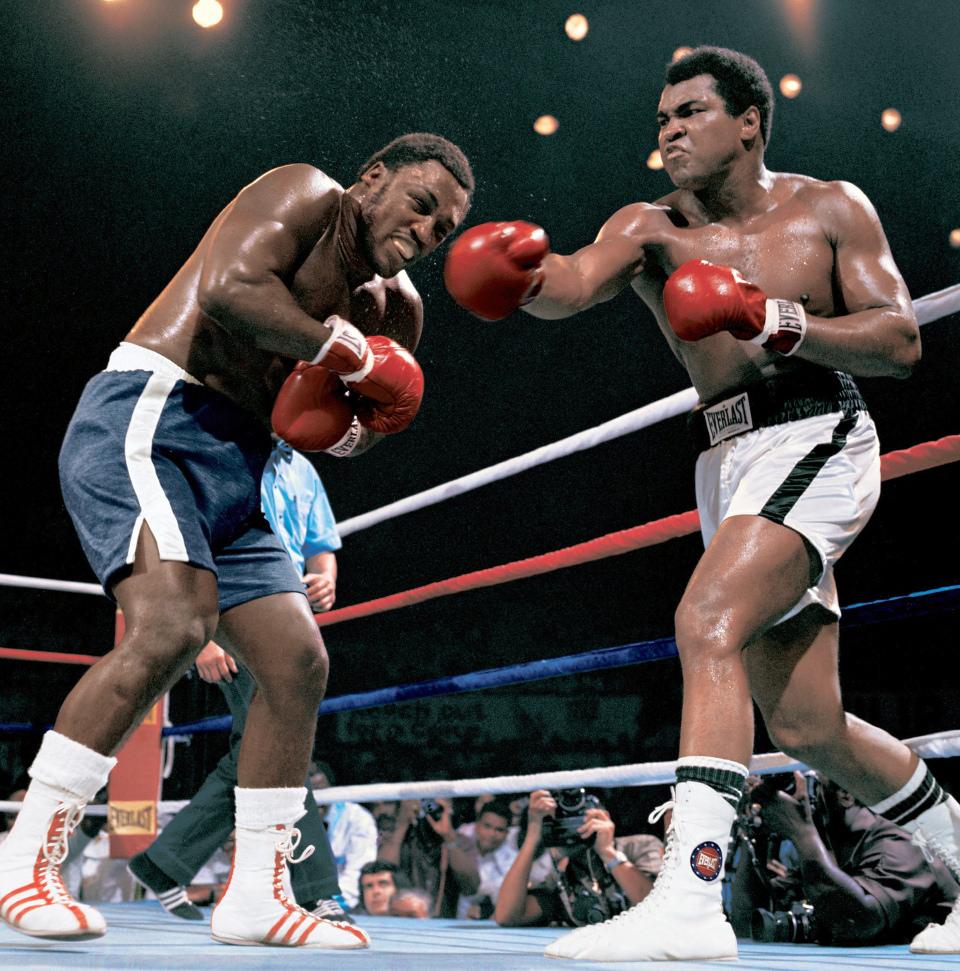 лучшие боксерские картинки это было