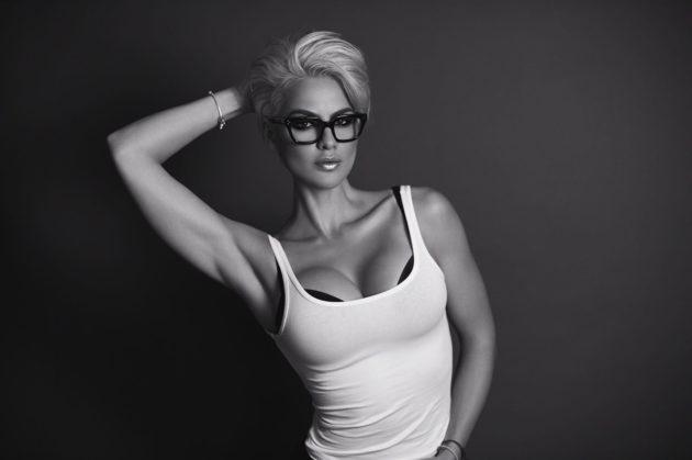 Анна Стародубцева Я ушла из фитнес-бикини на пике формы