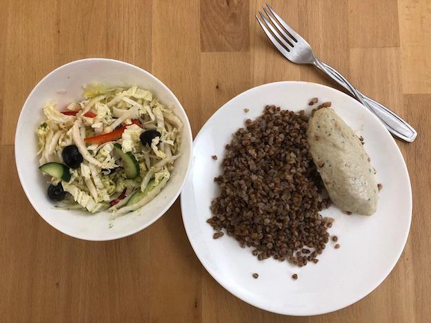 Grow Food: как я ела на 1200 ккал и была сытая