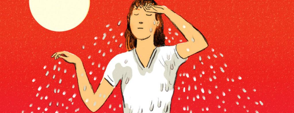Гипергидроз: причины, симптомы, как лечить