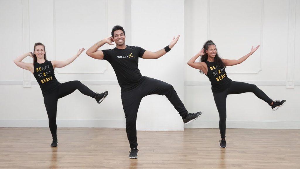 Танцевальное кардио для похудения видео онлайн